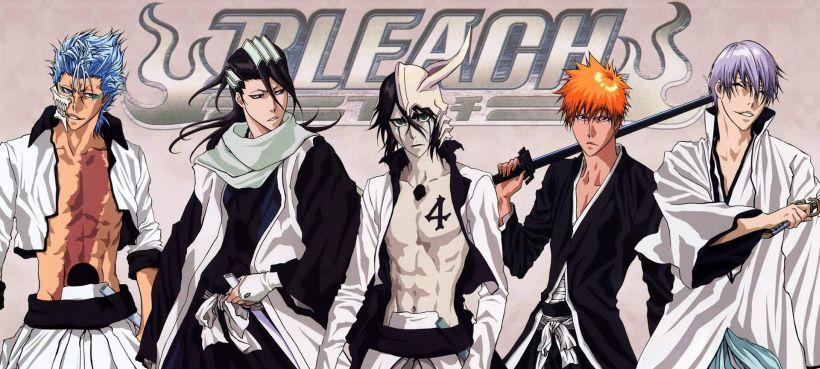 Bleach támogató karakterek